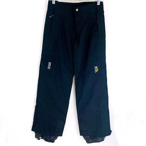 Mountain Hardwear Gore-tex Performance Shell Insulated Ski Snowboarding Pants S
